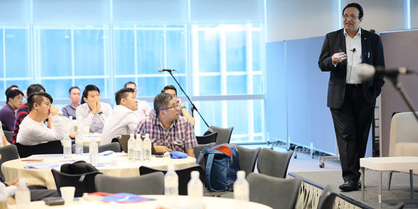 NTUC Singapore Delegates