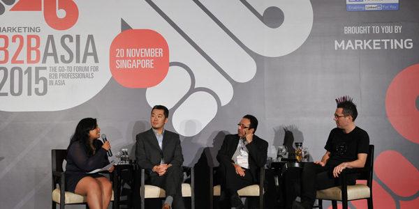 B2B Asia Event in Singapore