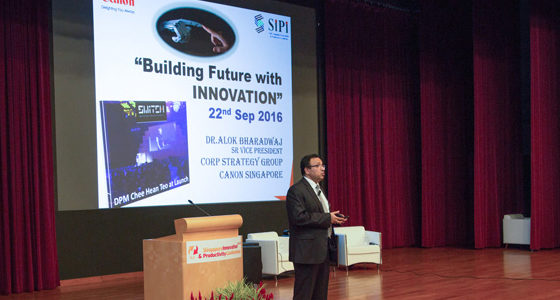 Business Innovation in SIPI Singapore