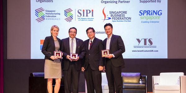 Michaela Csik business model innovation expert in SIPI Singapore