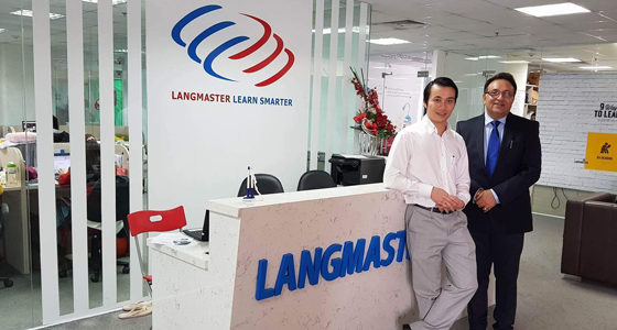 Alok Baradwaj Creovate ties up with Langmaster International Vietnam