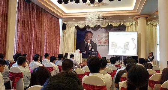 Alok Bharadwaj Creovate in HoChiMinhCity Vietnam