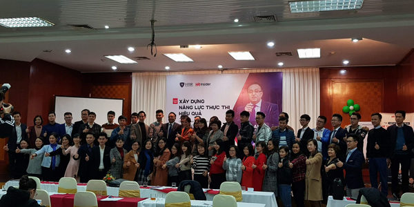 Workshop Participants in Hanoi for Creovate Transformations